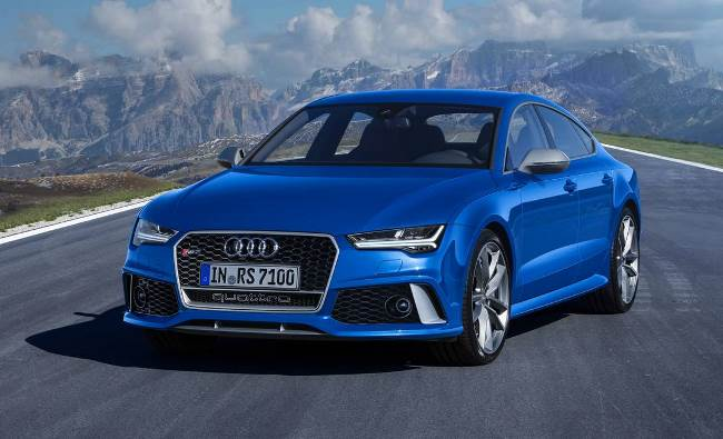 Audi launches RS7 Performance in India