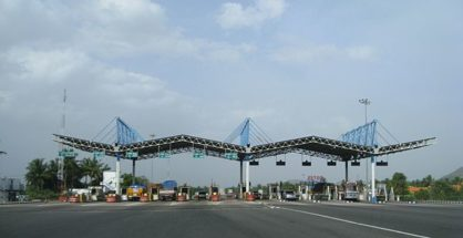 All 11 RInfra toll plazas to go cashless from midnight