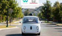 Honda and Alphabet Inc.'s Waymo Enter Discussions on Technical Collaboration of Fully Self-driving Automobile Technology. http://world.honda.com/RandD/ | http://www.hondasvl.com/
