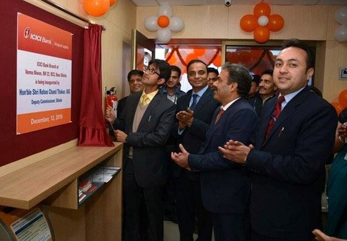 ICICI Bank Inaugurates a New Branch in Shimla