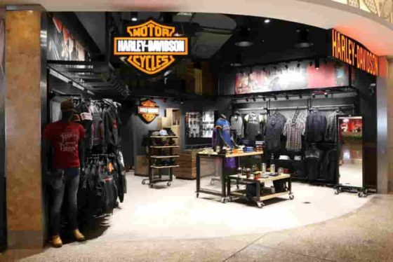 Harley riders private club