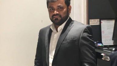 Pratish Ambekar, Director, Ritz Banquets