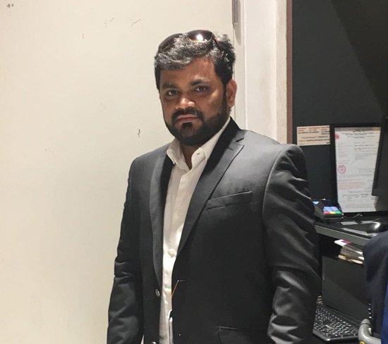 Pratish Ambekar, Director, Ritz Banquets