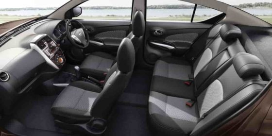 An appealing interior and features like intelligent key, push button start, and enhanced safety options including anti-lock braking (ABS), electronic brakeforce distribution (EBD), and brake assist (BA) in all grades with dual front and side airbags. | Nissan together with its global alliance partner Renault set up a manufacturing plant and a Research & Development Centre near Chennai. Nissan in India has a portfolio of two brands, Nissan and Datsun. http://www.nissan.in/