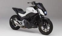 Honda showcases self-balancing, self-riding bike at CES 207
