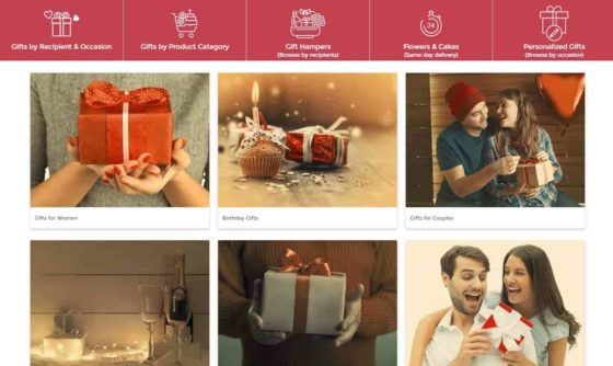 gifting in india