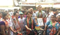 Shaina NC and Atul Shah Kickstarts BJP's Environment Friendly Campaign