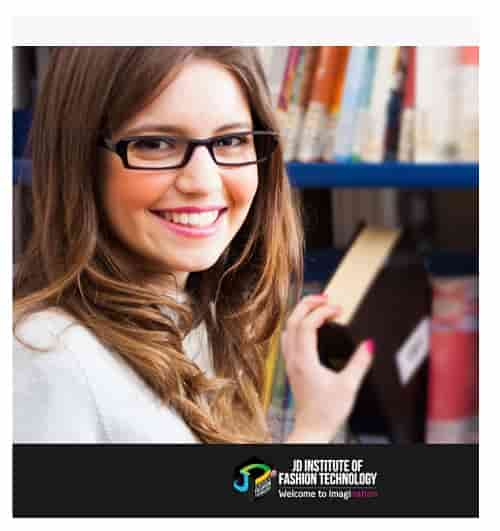 JD Institute of Fashion Technology is the educational division of JD Educational Trust, with learning centres and campuses spread across the length and breadth of the country. Since its inception in 1988, the institute holds the reputation of delivering multi-disciplinary education in the field of Art and Design. https://www.jdinstitute.com/