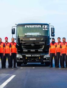 T1 Prima Truck Racing Championshi | Tata Motors Limited is India's largest automobile company, with consolidated revenues of INR 2,75,561 crores (USD 41.6 billion) in 2015-16. Through subsidiaries and associate companies, Tata Motors has operations in the UK, South Korea, Thailand, South Africa and Indonesia. Among them is Jaguar Land Rover, the business comprising the two iconic British brands. http://www.tatamotors.com