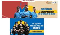 The IndusInd Bank Indian Blind Cricket team is ready for the second T20 World Cup Cricket for the Blind. At IndusInd Bank, we feel privileged to partner with CABI in their endeavour to promote Blind Cricket in India. Come, let's support the Other Men in Blue blindly as they take on the world. https://theothermeninblue.com/