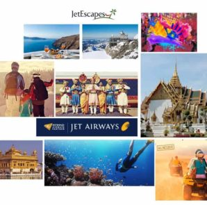 Jet Privilege Private Limited is a specialized loyalty and rewards management company, a joint venture between Jet Airways and Etihad Airways, established to develop, manage, operate and market JetPrivilege programme. Introduced in 1994, the JetPrivilege programme over time has grown to become one of the most trusted, most respected service brands in the world. In the last 10 years, the programme has gone beyond being just a frequent flyer programme to becoming an internationally acclaimed, award winning, global loyalty and rewards programme. http://www.jetprivilege.com