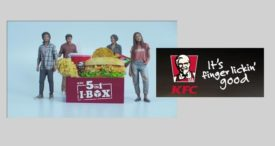 KFC Launches 5-in-1 I-Box – with a Smart Toy, That is Your Mini Version