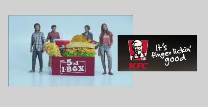 KFC Launches I-Box - an Ultimate 5-in-1 Meal Box With a Smart Toy, That is Your Mini Version