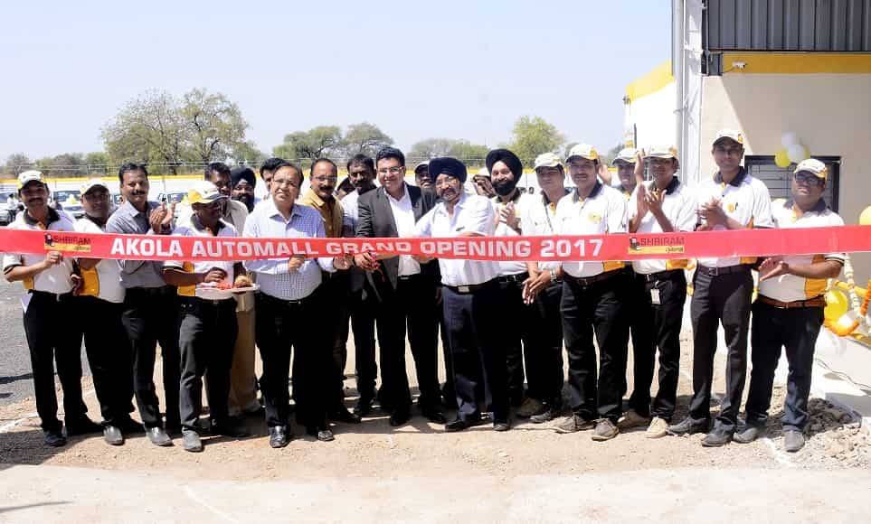 Shriram Automall Inaugurates Automall In Akola Estrade India Business News Financial News Indian Stock Market Sensex Nifty Ipos