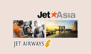 ET AIRWAYS SIGNS CODESHARE AGREEMENT WITH JETSTAR ASIA FOR FLIGHTS THROUGH SINGAPORE