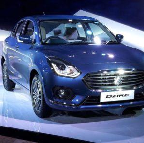 Maruti Suzuki Dzire Unveiled In India