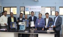 Pune College gets India's First of its kind 'Ink Lab'