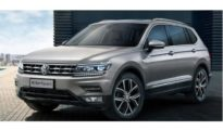 Volkswagen launches SUV Tiguan in India