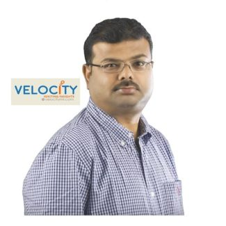 Jasal Shah - Founder, CEO & MD of Velocity MR. http://velocitymr.com/