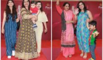 Mother's walk down the ramp as Pacific Mall celebrates Mother's Day