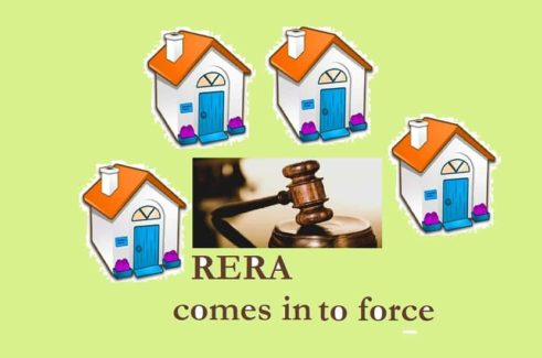 RERA comes into force but concerns remain   Estrade   India Business