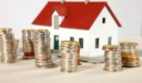 Will private equity investments in Indian realty increase or decrease?