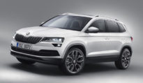 Skoda Karoq unveiled globally