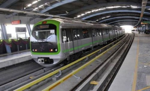 Bengaluru metro's 'Green Line' inaugurated