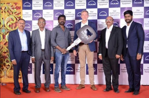 MAN Trucks Further Expands its Network; Inaugurates New Dealership in Chennai