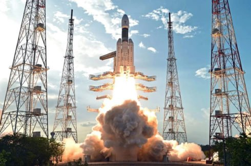 ISRO Launches Its Heaviest Rocket and Satellite