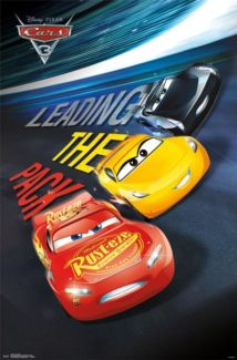 Disney India's brand associations for 'Cars 3'