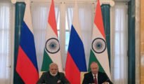 Modi invites Russian firms to invest in Indian