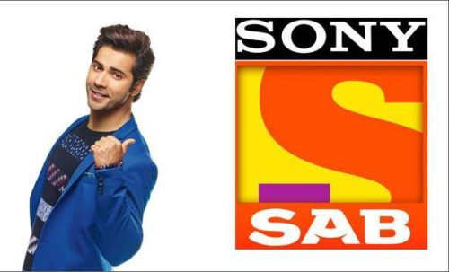 Sony SAB rebrands, ropes in Varun Dhawan for youth connect