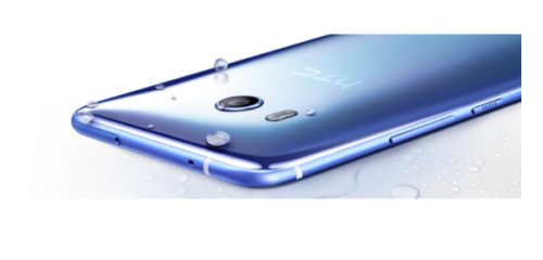HTC launches flagship smartphone HTC U11