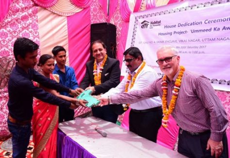 Covestro India partners with Habitat for Humanity