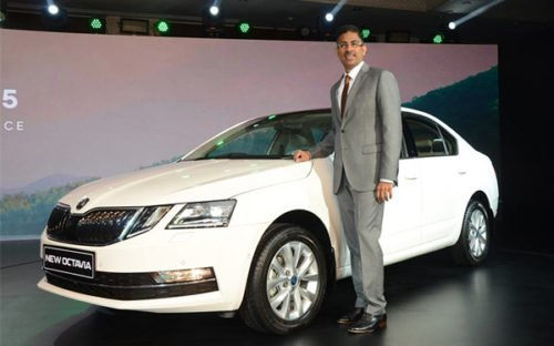 Skoda launches new Octavia for Rs 15.49 lakh