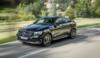 Mecredes-Benz unveils new AMG GLC 43 Coupe