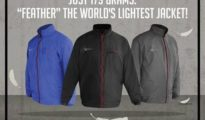 Ex IBM engineer from Bangalore has created World's Lightest Jacket at 179 grams