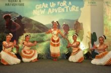 Kerala Tourism Organises a Roadshow in Gurugram