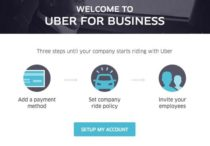 Uber Introduces New 'Uber For Business'