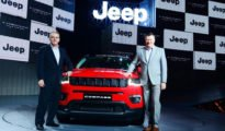 Made-in-India Jeep Compass at Rs 14.95 lakh