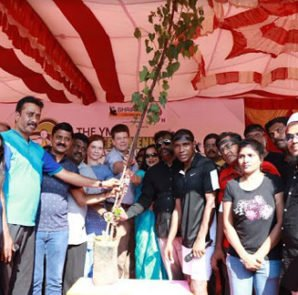 Regreen Chennai Mini Marathon