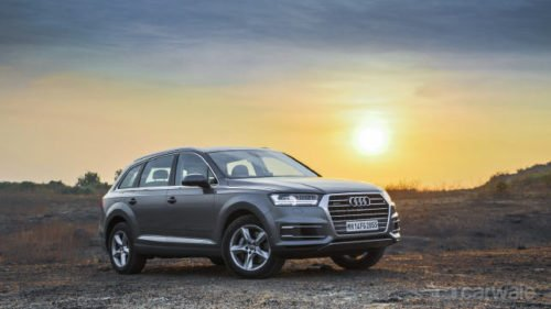 Audi Q7 Petrol Variant Launched in India