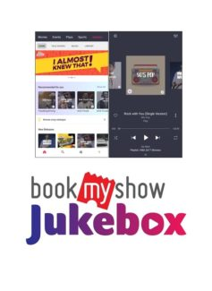 BookMyShow launches music streaming and digital radio with Jukebox -Over 2000 hours of FREE on-demand original and curated content available in multiple languages