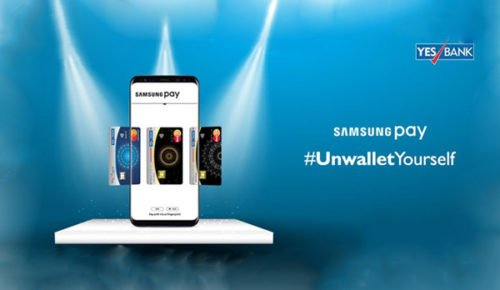Samsung pay to support yes bank credit cards estrade india samsung pay to support yes bank credit cards reheart Images