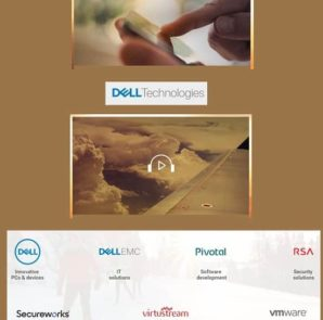 Dell Technologies is a unique family of businesses that provides the essential infrastructure for organizations to build their digital future, transform IT and protect their most important asset, information.