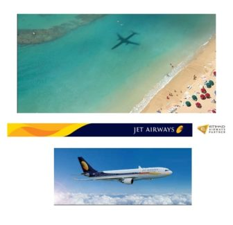 Jet Airways is India's premier international airline which operates flights to 64 destinations, including India and overseas.