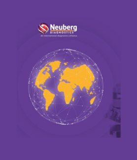 Neuberg Diagnostics is an international alliance of reputed pathology laboratories from India, Sri Lanka, South Africa and UAE founded by the reputed healthcare entrepreneur, Dr. G.S.K.Velu.