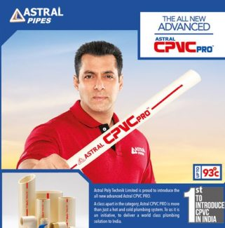 Astral Pipes joins hand with Hauraton to launch its Surface Drainage Channels in India