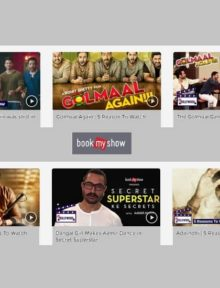 BookMyShow sold over 3.5 million movie tickets during the Blockbuster Diwali weekend
